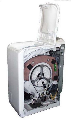 Ремонт стиральной машинки занусси с вертикальной загрузкой