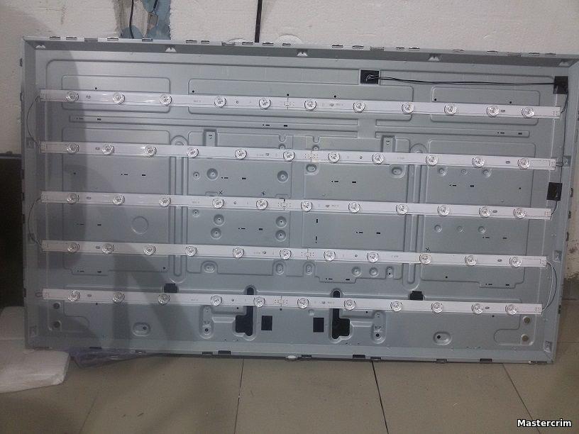 Ремонт LED, ЛЕД, подсветки телевизора LG 55LB631V в Симферополе